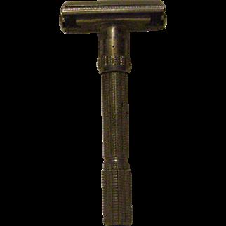 Vintage Gillette Double Edged  Razor