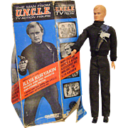 Vintage Man From U.N.C.L.E. Gilbert Doll