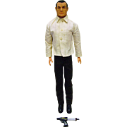 James Bond Gilbert Action Doll
