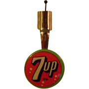 Vintage 7 Up Pencil Clip