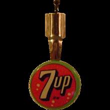 Vintage 7 Up Pencil Clip