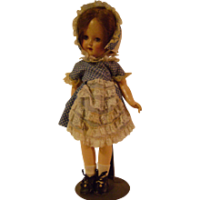 Vintage 14 inch Toni Doll