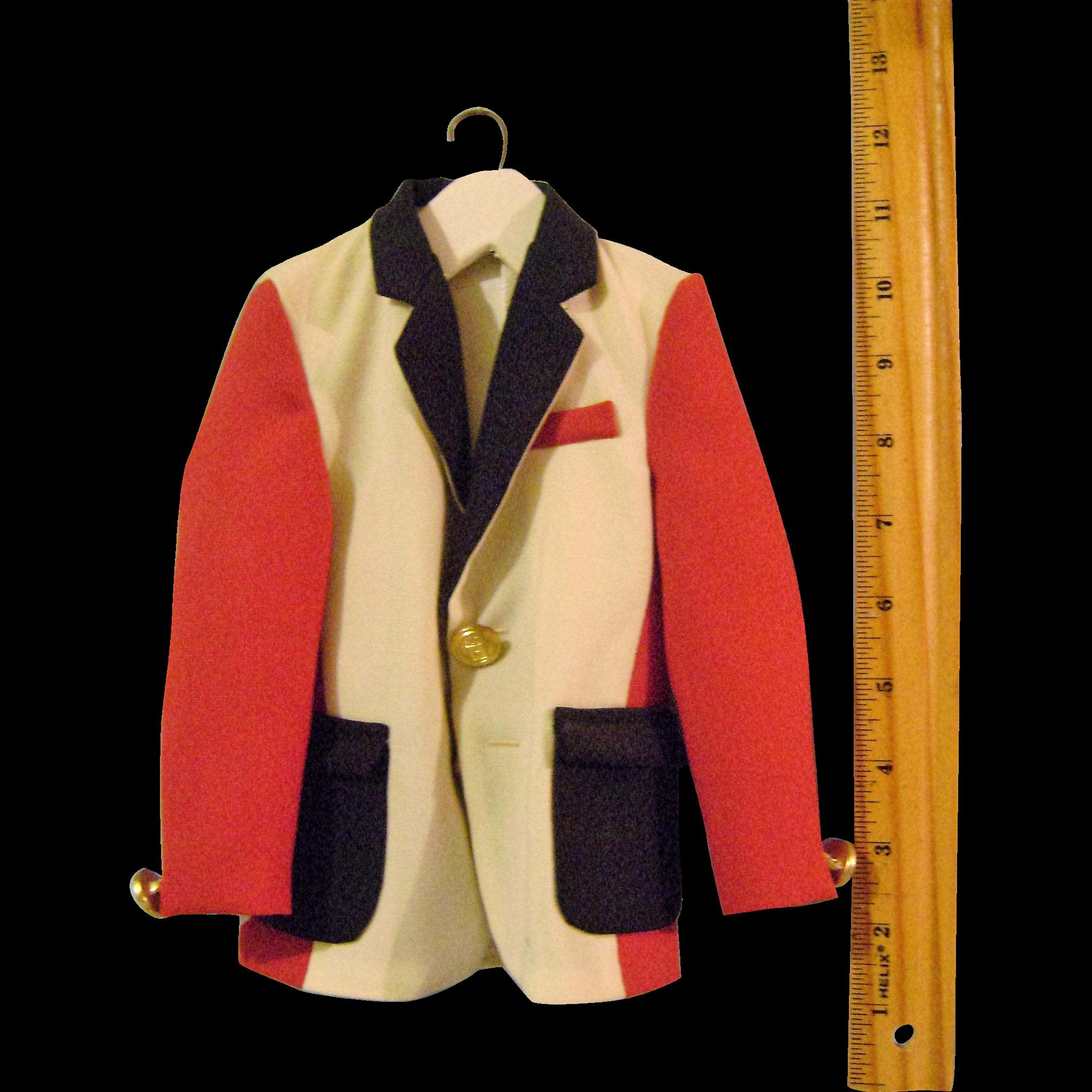Sample? Man's Jacket