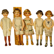 Early Paper Dolls