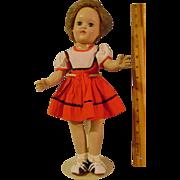 Vintage Ideal Toni Doll