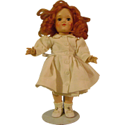 Vintage Red Haired Toni Doll