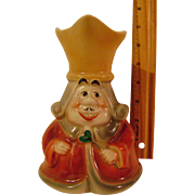 Vintage Regal's King of Hearts Pitcher by Disney