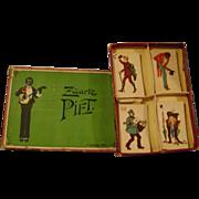 Vintage Zwarte Piet Game