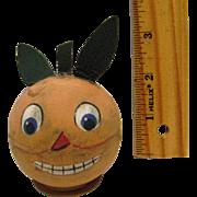 Halloween Pumpkin Head Candy Container