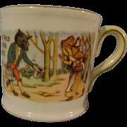 Vintage Red Riding Hood Mug