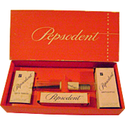Vintage Pepsodent Tooth Care Box