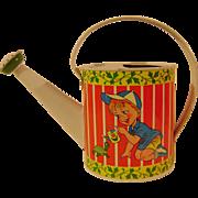 Vintage Ohio Art Sprinkle or Water Can