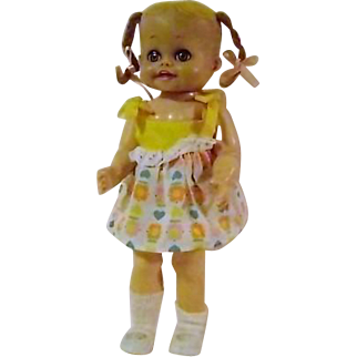 Vintage Ideal's Bonnie Braids Doll