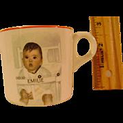 Vintage Dionne Quint Mug