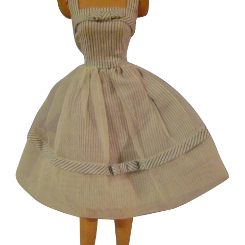 Vintage Barbie Sun Dress