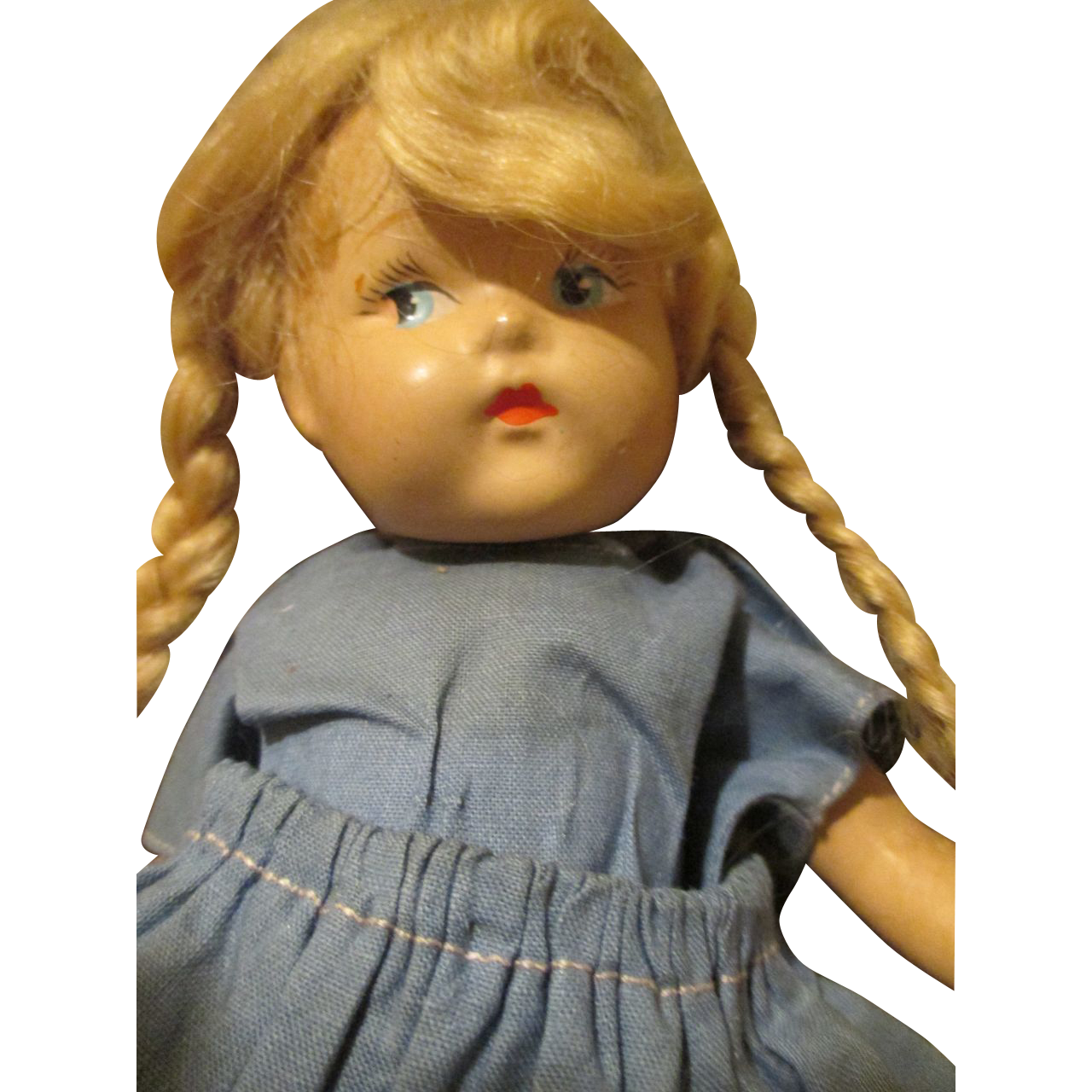 Antique Composition Toddles by Vogue - Nice Early Doll