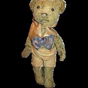 Darling Antique Teddy Bear Seek New Home
