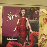 Gene Doll Book by Carolyn Cook