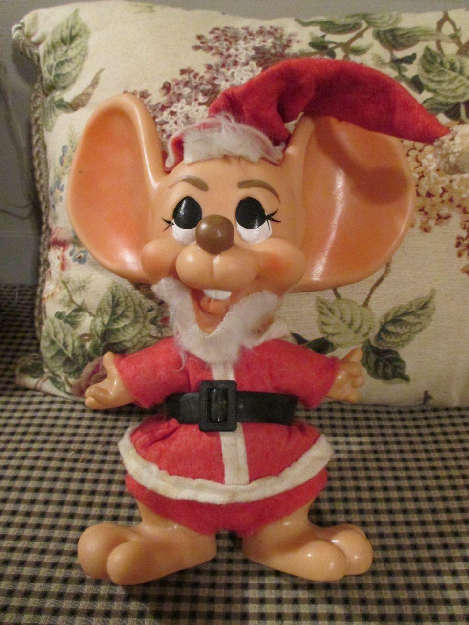 Vintage Santa Bank Topo Gigio Sold Ruby Lane