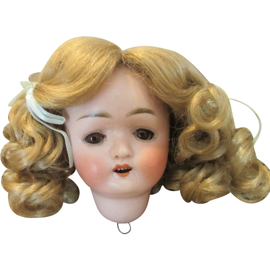 Mohair Wigs Doll 31