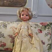 Vintage 1960's Sebino Italian Doll in Original Outfit