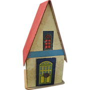 Vintage Doll House Candy Container
