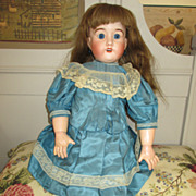 Stunning Antique French Cherie Doll in Amazing Outfit