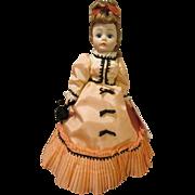 Madame Alexander Cissette faced Portrettes Doll