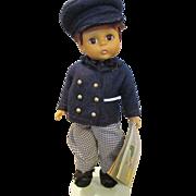 Vintage Madame Alexander Laurie Doll in Original Box.
