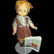 Vintage Madame Alexander Sound of Music Doll - Friedrich