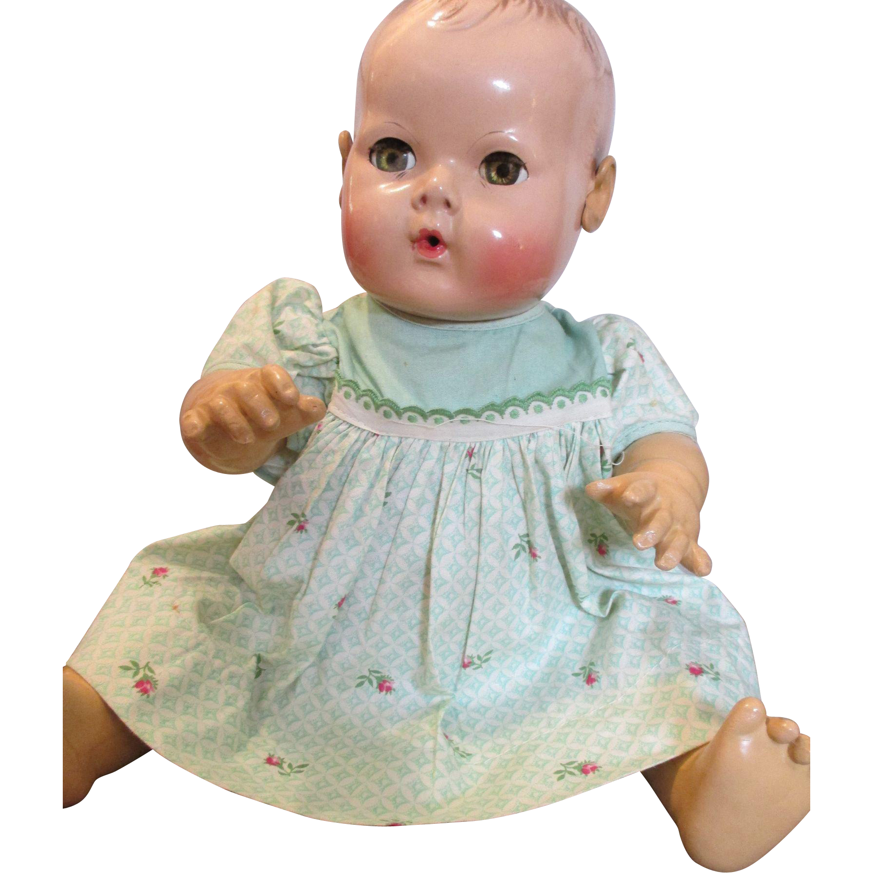 Factory Made Dress for Your Dy Dee Baby Doll