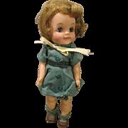 Effanbee Fluffy Doll in Girl Scout Uniform