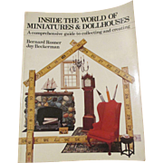 Miniature Doll House Book for Reference