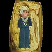 Vintage Sailor Doll with Celluloid Head