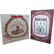 Two Doll Related Story Books