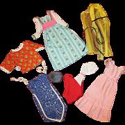 Vintage 1970's Era Barbie Doll Clothes