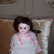 "Sweet 16"" French Turned Shoulder Head Doll w/Human Hair Wig - Red Tag Sale Item"