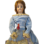 Doll House Oil Lamp