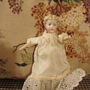 "Darling Doll House Doll - 8"" Tall - Very Pretty - Artist Doll"