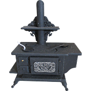 Doll House Miniature Cook Stove
