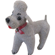 Vintage French Poodle for Your Fashion Doll