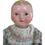 Sweet Martha Chase Baby Doll in Vintage Baby Dress