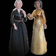 Doll House Sized Dolls