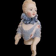 Artist Made Half Doll