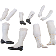 China Doll Replacement Arms and Legs