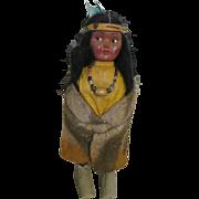 Vintage Skookum Child Doll