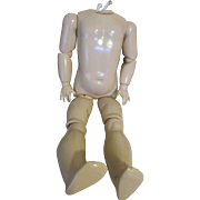 Ball & Joint Replacement Doll Body