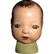 "Dy Dee Baby Doll Head Mold 1 for 11"" Doll"