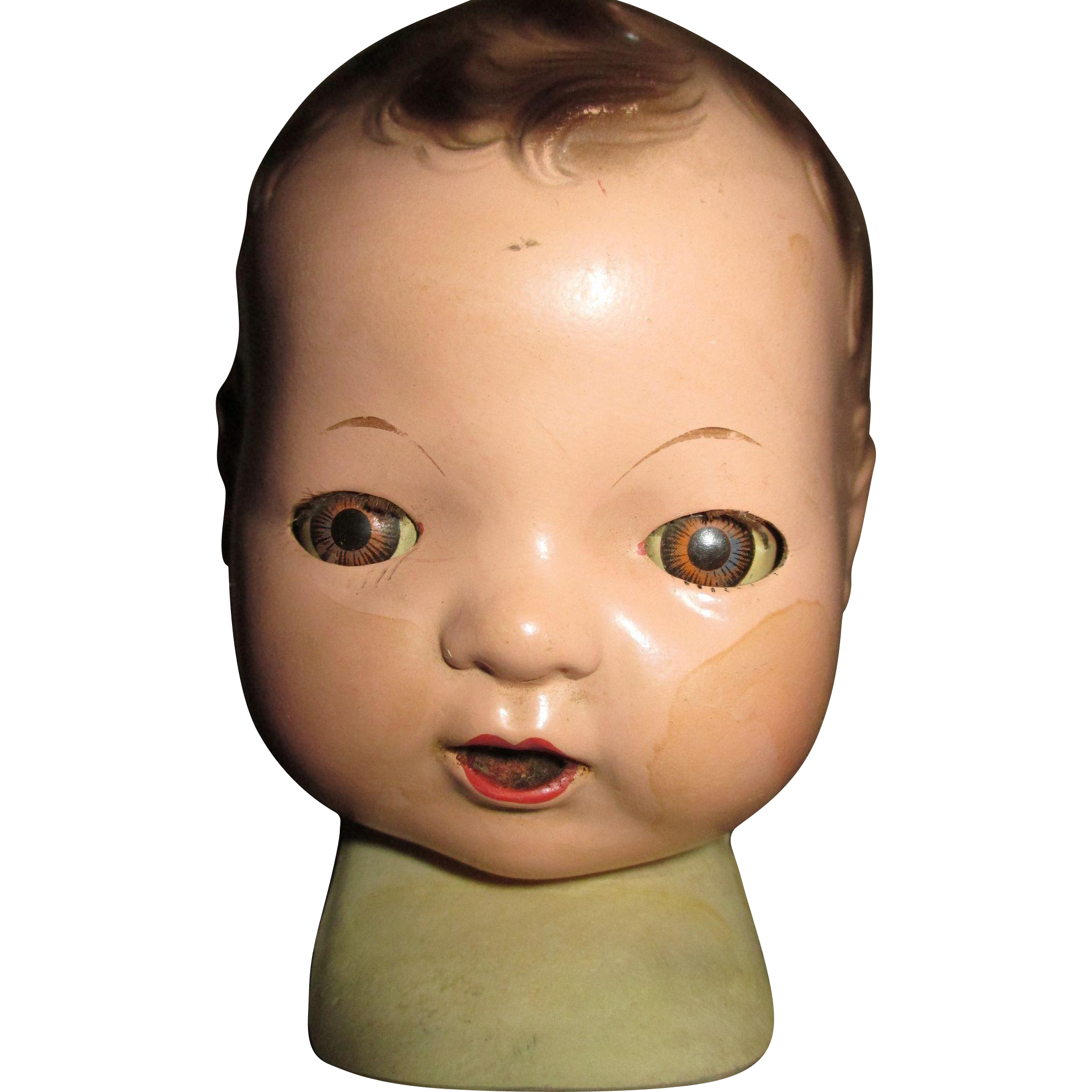 Dy Dee Baby Doll Head Mold 1 For 11 Quot Doll From