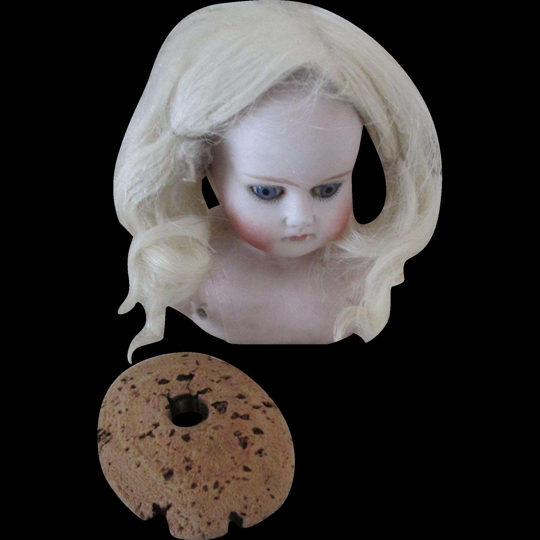 Skin Doll Wig 41